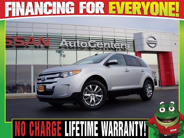 Photo Used 2014 Ford Edge Limited - Navigation - SONY Audio For Sale Near St. Louis