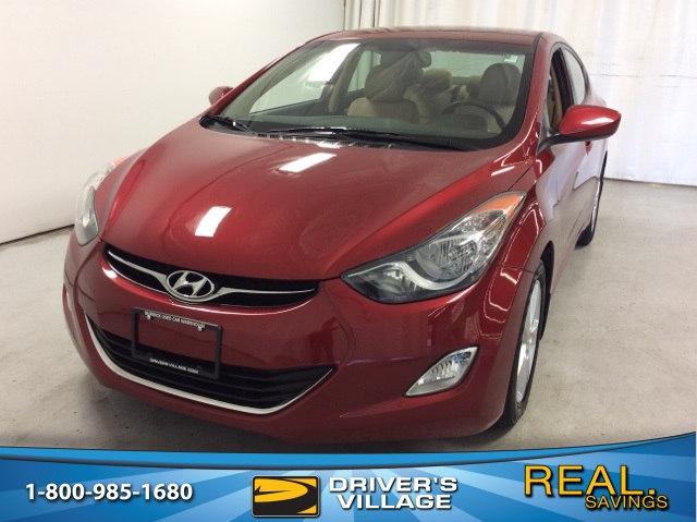 Photo Used 2013 Hyundai Elantra For Sale  Cicero NY