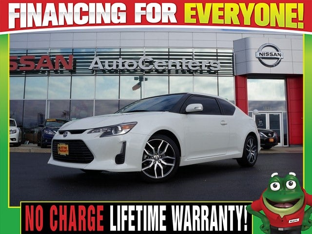 Photo Used 2016 Scion tC Base - PIONEER Audio - Panoramic Roof For Sale Near St. Louis