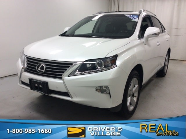 Photo Used 2015 LEXUS RX 350 For Sale  Cicero NY