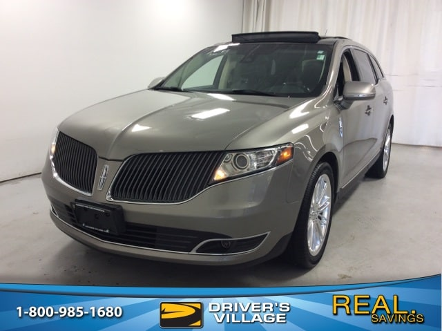Photo Used 2015 Lincoln MKT For Sale  Cicero NY