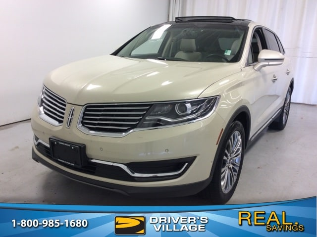 Photo Used 2016 Lincoln MKX For Sale  Cicero NY