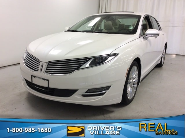 Photo Used 2015 Lincoln MKZ For Sale  Cicero NY