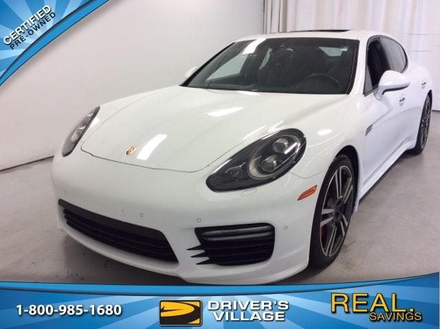 Photo Used 2014 Porsche Panamera For Sale  Cicero NY