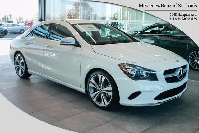 Photo Pre-Owned 2018 Mercedes-Benz CLA 250 CLA 250 Coupe For Sale St. Louis, MO