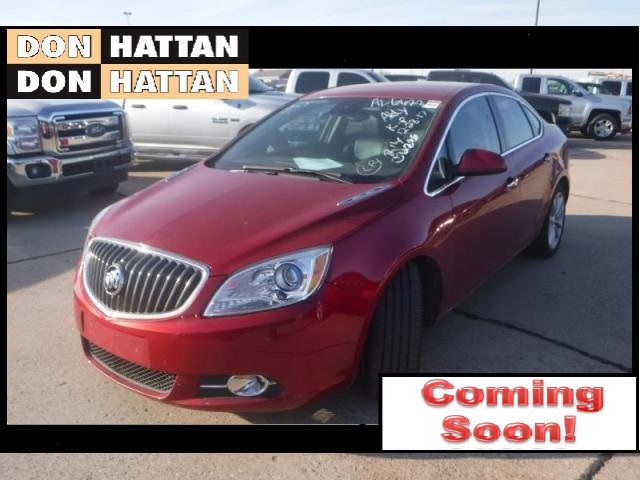 Photo Pre-Owned 2016 Buick Verano Leather Group FWD 4D Sedan