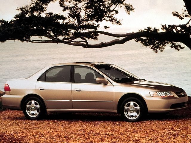 Photo Used 1999 Honda Accord for sale in ,