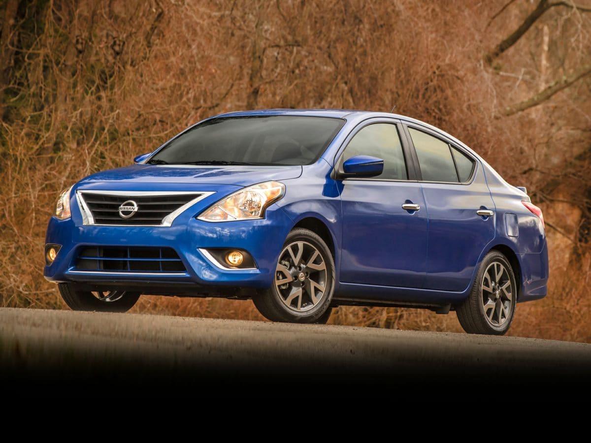 Photo Pre-Owned 2016 Nissan Versa 1.6 SV Sedan For Sale  Raleigh NC
