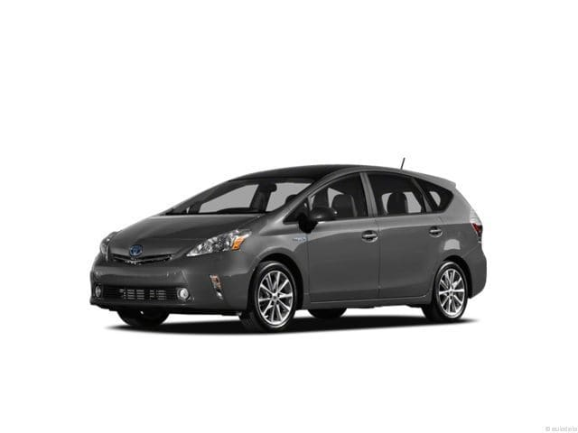 Photo Used 2012 Toyota Prius v For Sale  Jacksonville FL