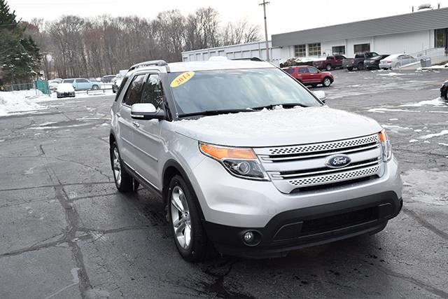 Photo 2014 Ford Explorer Limited SUV