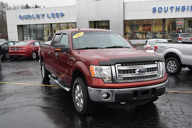 Photo 2014 Ford F-150 Pickup Truck