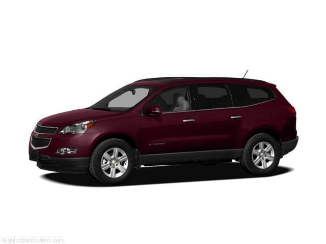 Photo Used 2010 Chevrolet Traverse 2LT in Ames, IA