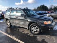 2004 Subaru Forester 2.5 XT w/Premium Package & Leather SUV All-wheel Drive