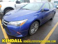 2016 Toyota Camry LE Sedan Front-wheel Drive