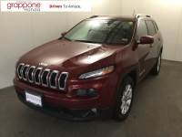 Pre-Owned 2015 Jeep Cherokee Latitude 4WD