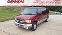 1998 Ford Club Wagon Van Passenger Van