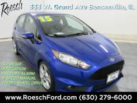 Pre-Owned 2015 Ford Fiesta ST FWD 4D Hatchback