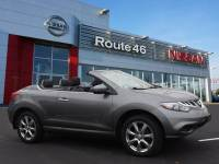 Used 2014 Nissan Murano CrossCabriolet Base SUV for sale in Totowa NJ