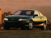 PRE-OWNED 1997 CHEVROLET CAVALIER Z24 FWD 2D COUPE
