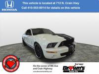 2008 Ford Mustang Shelby GT 500 in Glen Burnie, MD