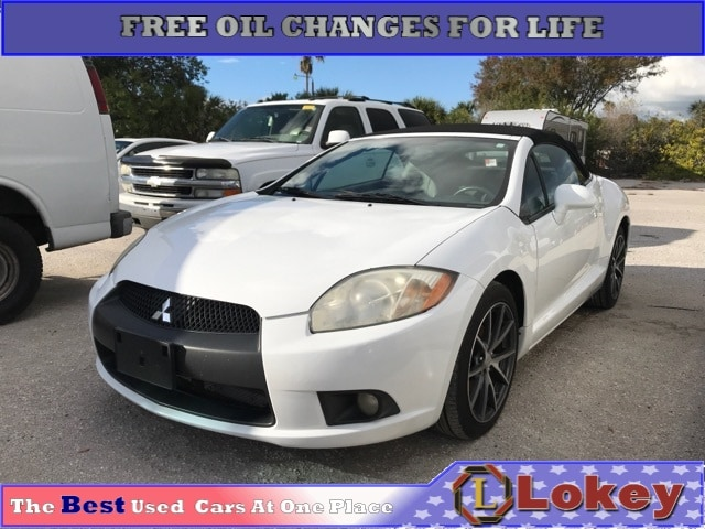 Photo Used 2012 Mitsubishi Eclipse Spyder GS Sport Convertible in Clearwater, FL