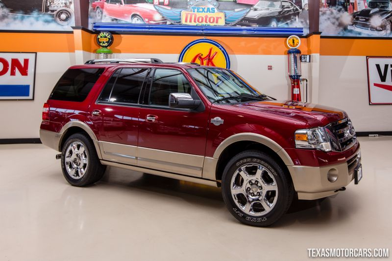 Photo Used 2013 Ford Expedition King Ranch 4X4