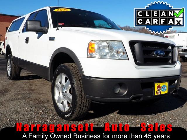 Photo 2006 Ford F-150 4X4 SuperCab FX4 Auto Air Full Power Like New