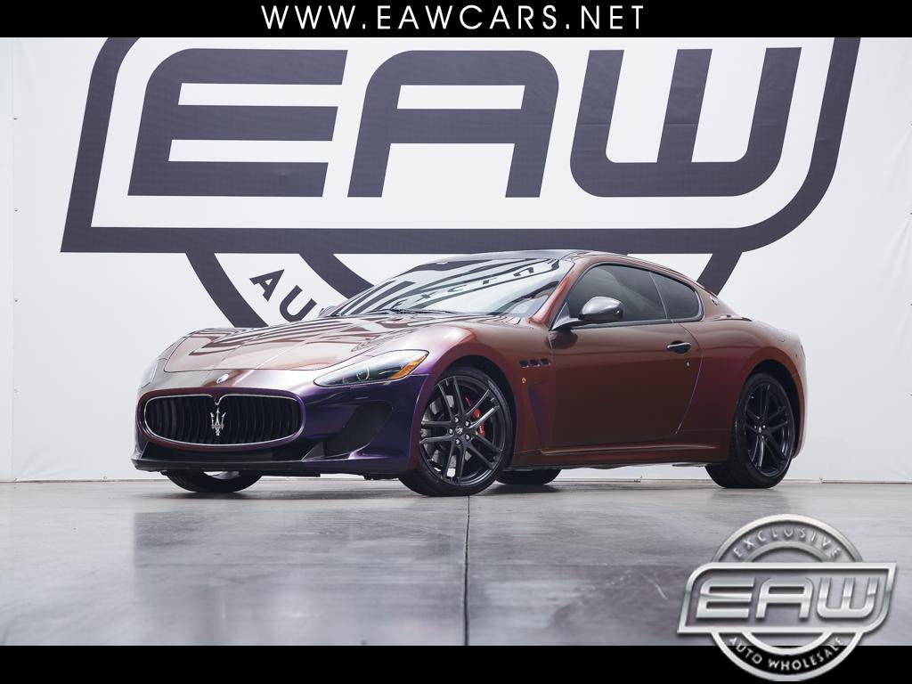 Photo 2012 Maserati GranTurismo MC