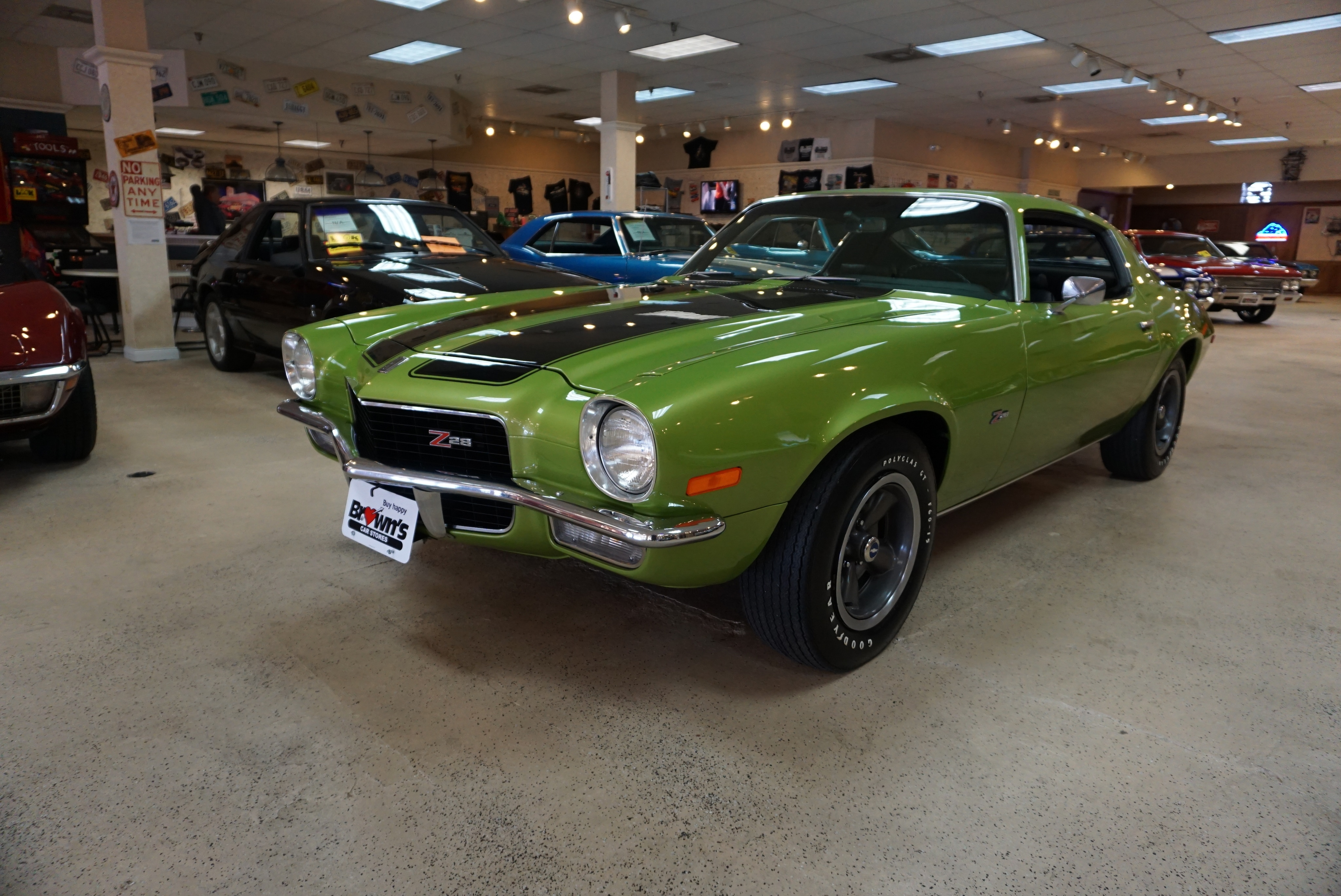 Photo New 1970 Chevrolet Camaro REAL NUMBERS MATCHING Z-28  Glen Burnie MD, Baltimore  R0876