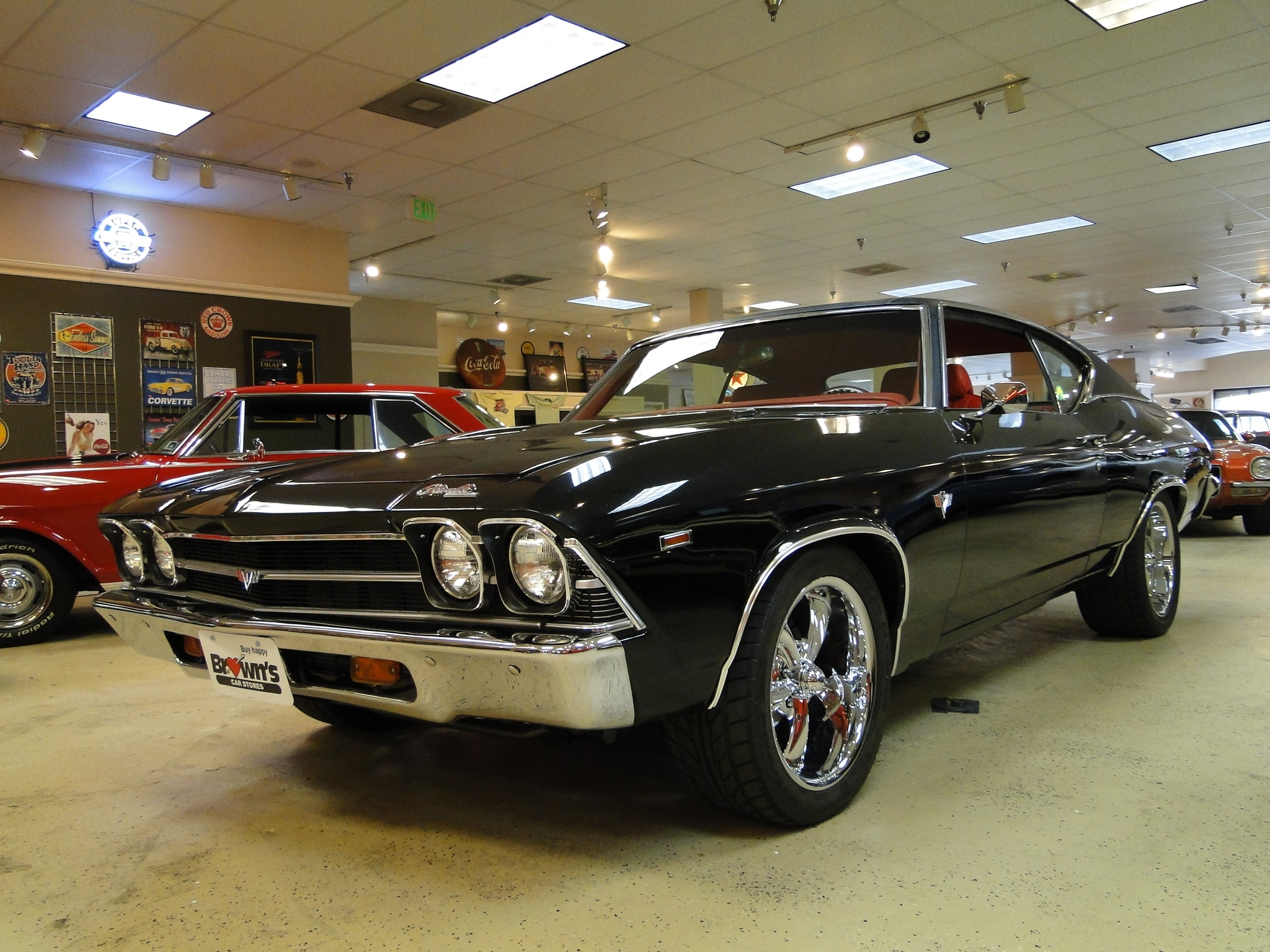 Photo New 1969 Chevrolet Chevelle SS  Glen Burnie MD, Baltimore  R0796
