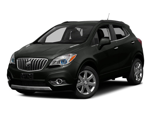 Photo Certified Pre-Owned 2015 Buick Encore Leather Sport Utility For Sale Saint Clair, Michigan