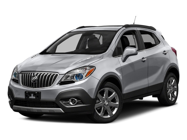 Photo Certified Pre-Owned 2016 Buick Encore Convenience Sport Utility For Sale Saint Clair, Michigan