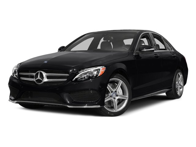 Photo Certified Pre-Owned 2015 Mercedes-Benz 4dr Sdn C 300 4MATIC