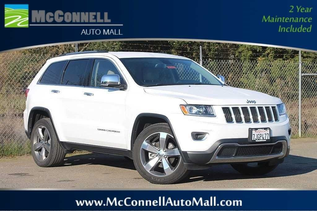 Photo 2015 Jeep Grand Cherokee Limited 4x4 SUV - Used Car Dealer Serving Santa Rosa  Windsor CA