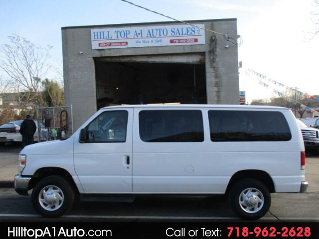 Photo 2008 Ford Econoline Vans E-350 Club Wagon XLT 12 Passenger Van 71K