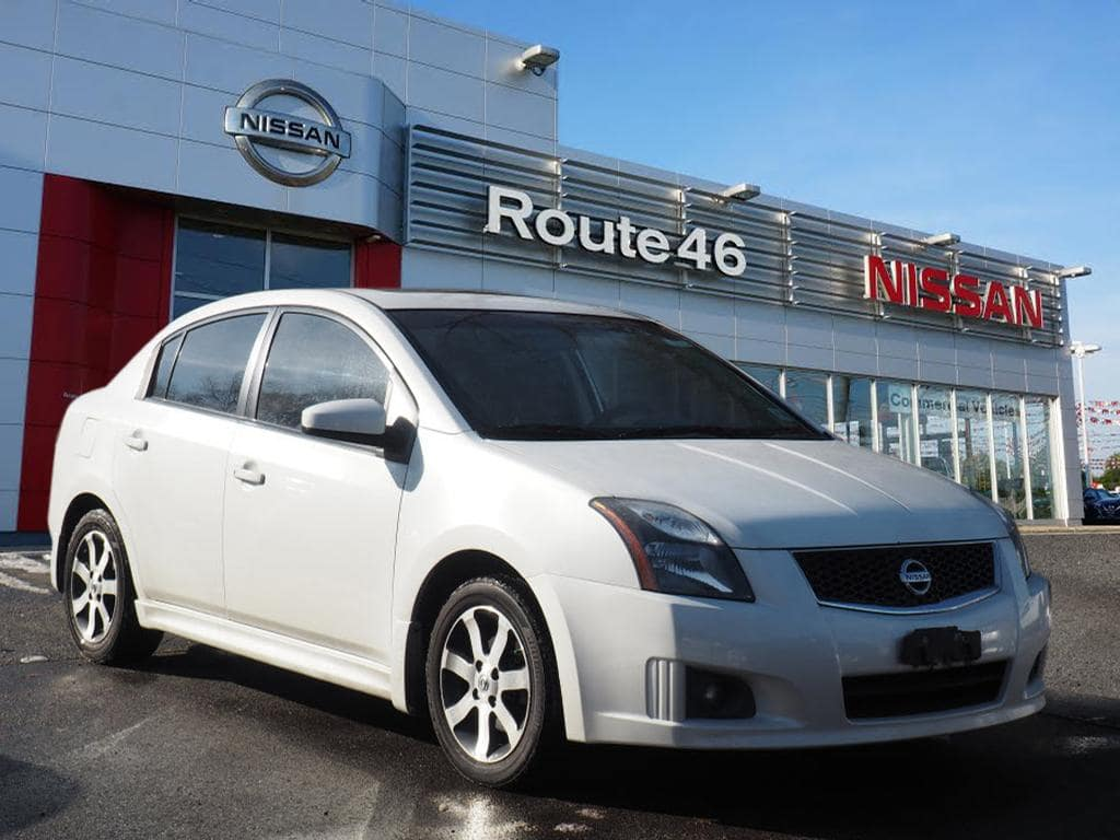 Photo Used 2012 Nissan Sentra 2.0 CVT Sedan for sale in Totowa NJ