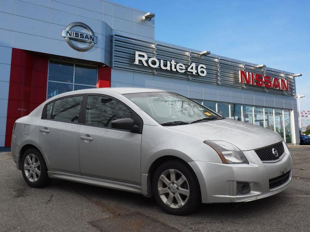 Photo Used 2011 Nissan Sentra 2.0SR Sedan for sale in Totowa NJ