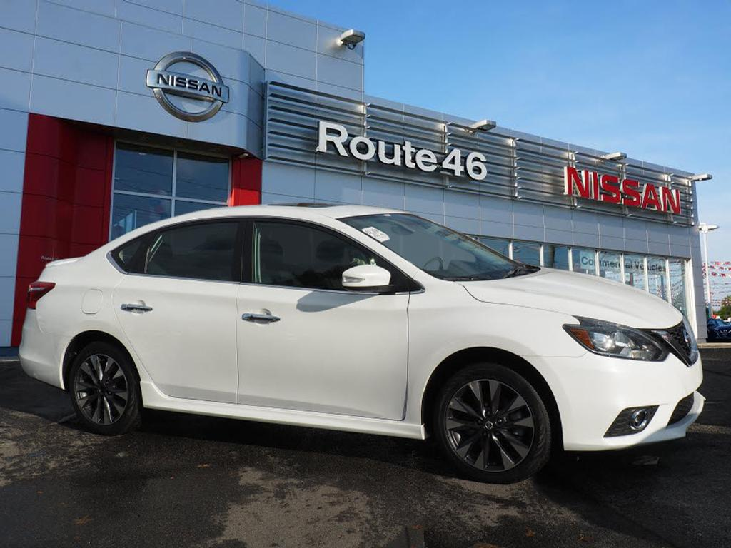 Photo Used 2017 Nissan Sentra SR Turbo Sedan for sale in Totowa NJ
