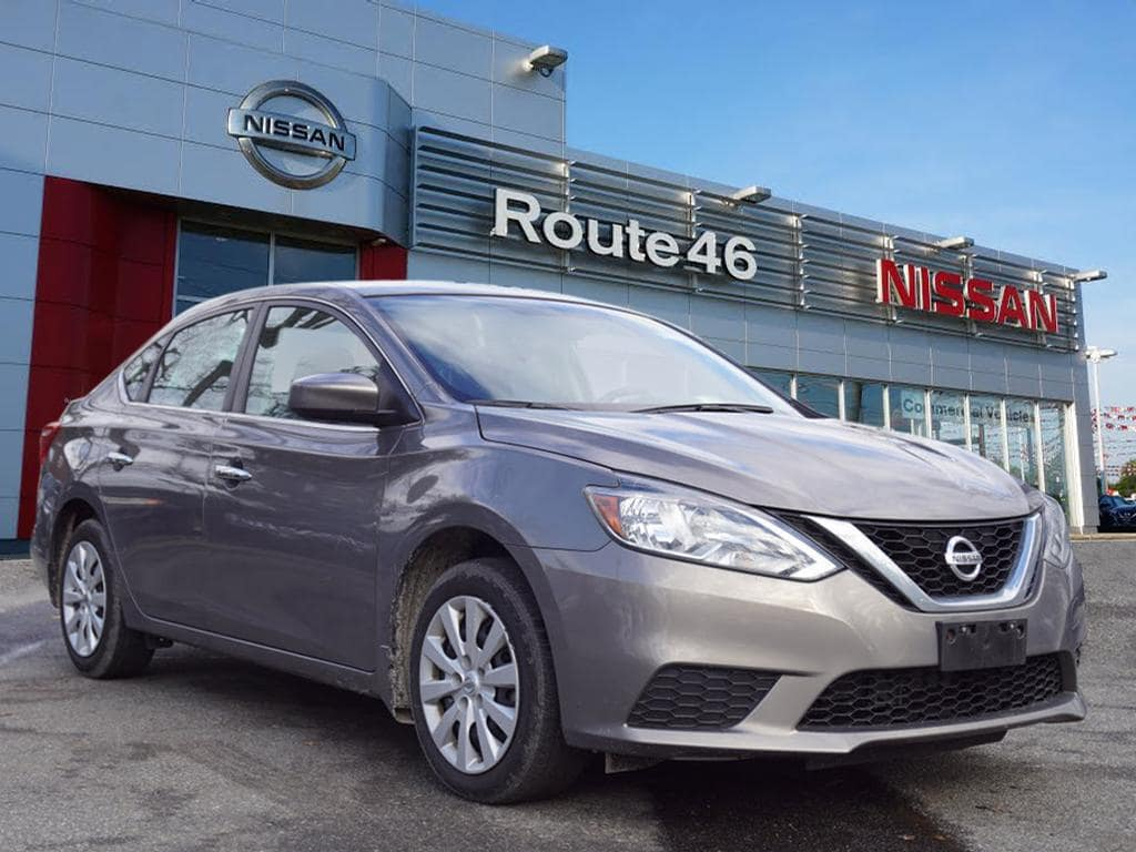 Photo Used 2016 Nissan Sentra SV Sedan for sale in Totowa NJ