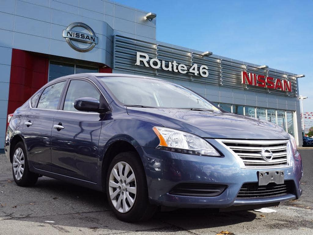 Photo Used 2015 Nissan Sentra SV Sedan for sale in Totowa NJ