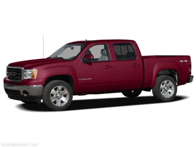 Photo Used 2008 GMC Sierra 1500 Truck Crew Cab For Sale Toledo, OH