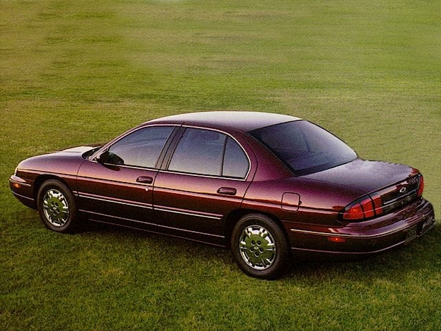 Photo Used 1999 Chevrolet Lumina Police Sedan FWD Philadelphia