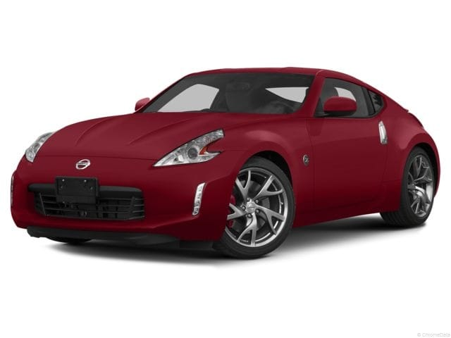 Photo Used 2014 Nissan 370Z Coupe For Sale in Dublin CA