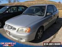 2000 Hyundai Accent GS