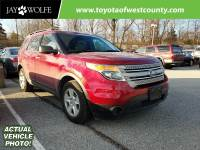 Pre-Owned 2013 FORD EXPLORER FWD 4DR BASE Front Wheel Drive Sport Utility Vehicle