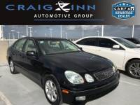 Pre Owned 2005 Lexus GS 300 4dr Sdn