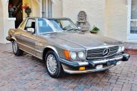 1987 Mercedes-Benz 560 Series SL