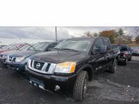 2014 Nissan Titan PRO 4 X Truck Crew Cab