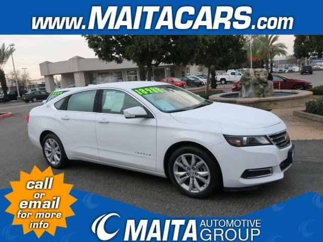 Photo Used 2016 Chevrolet Impala LT Available in Elk Grove CA