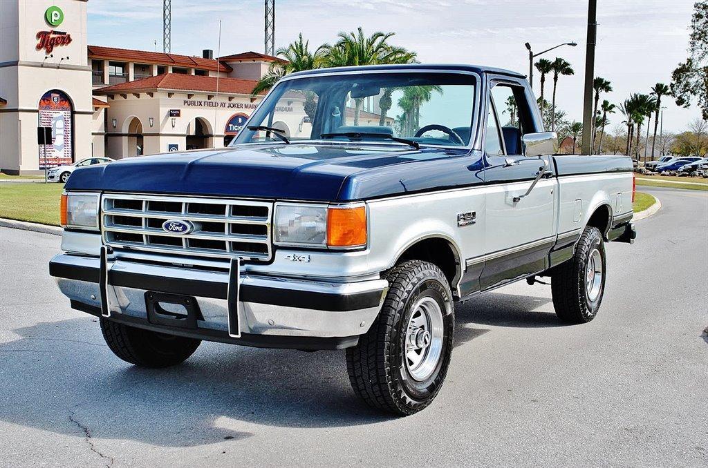 Photo 1988 Ford F150 Custom